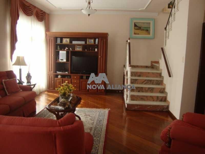 732176735284758 - Casa à venda Rua Alfredo Pujol,Grajaú, Rio de Janeiro - R$ 1.100.000 - NTCA60016 - 5