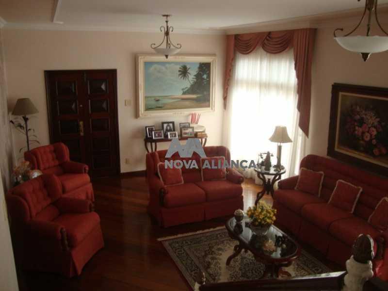 735190499464647 - Casa à venda Rua Alfredo Pujol,Grajaú, Rio de Janeiro - R$ 1.100.000 - NTCA60016 - 4