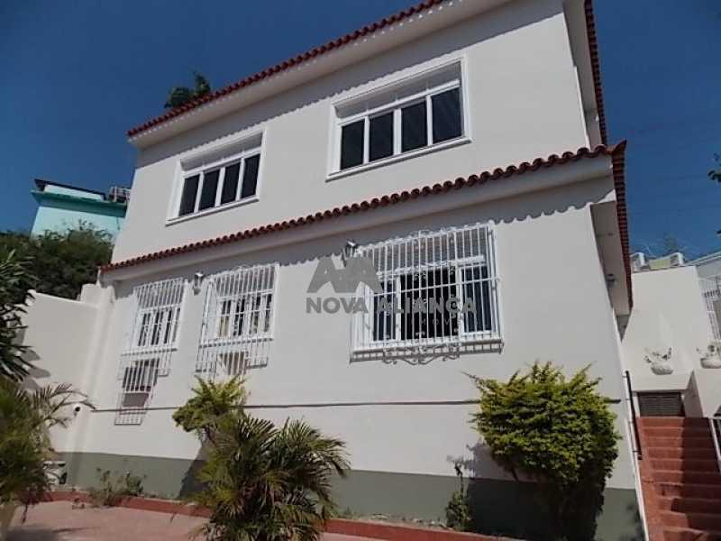 738150859805674 - Casa à venda Rua Alfredo Pujol,Grajaú, Rio de Janeiro - R$ 1.100.000 - NTCA60016 - 1