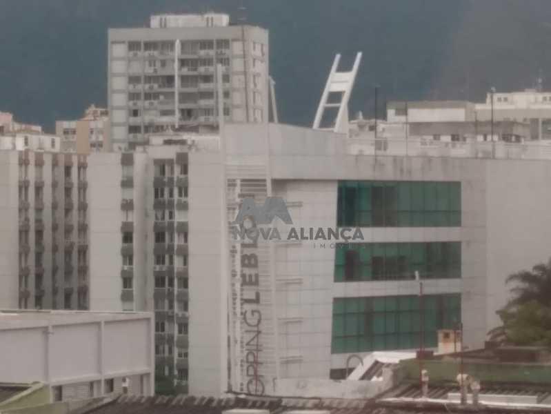 56d19653-a454-41ab-ac13-8ea10c - Sala Comercial 32m² à venda Avenida Ataulfo de Paiva,Leblon, Rio de Janeiro - R$ 1.090.000 - NSSL00189 - 1