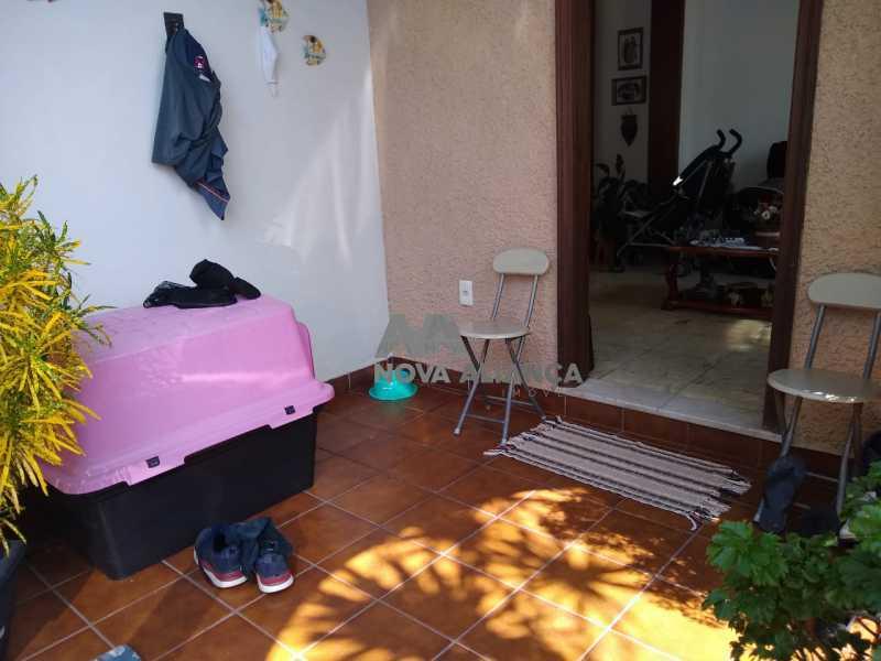 Hall de entrada 2 - Casa 5 quartos à venda Méier, Rio de Janeiro - R$ 800.000 - NTCA50050 - 5
