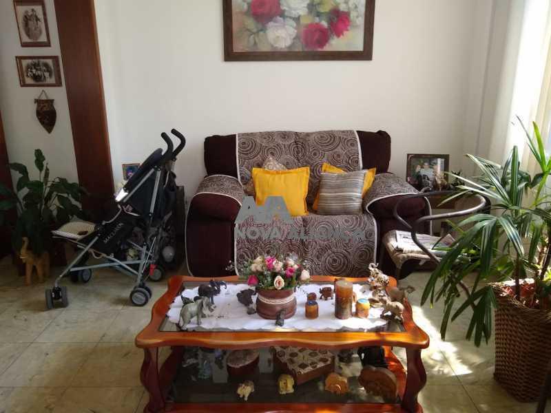 Primeira sala 2 - Casa 5 quartos à venda Méier, Rio de Janeiro - R$ 800.000 - NTCA50050 - 3