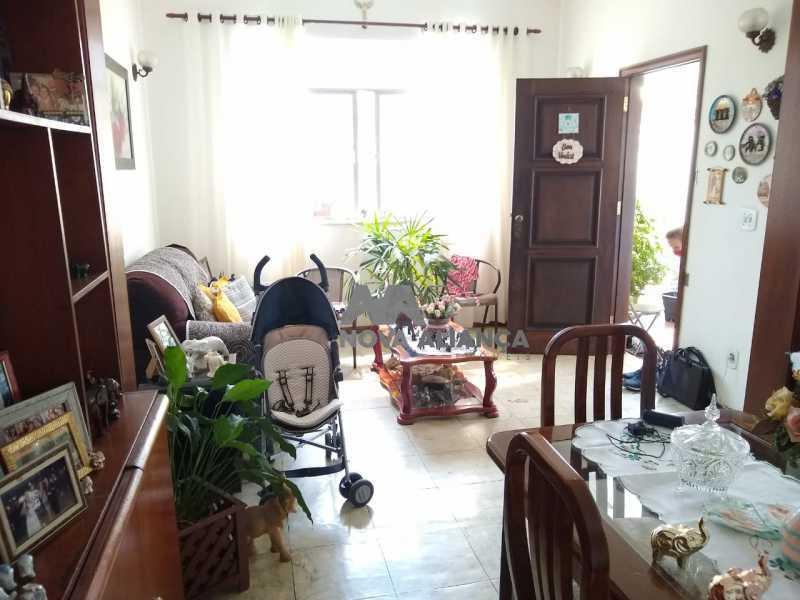 Primeira sala 3 - Casa 5 quartos à venda Méier, Rio de Janeiro - R$ 800.000 - NTCA50050 - 1