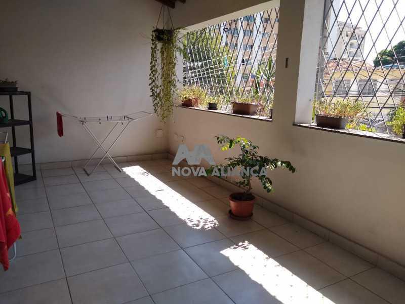 Quarto principal varanda 1 - Casa 5 quartos à venda Méier, Rio de Janeiro - R$ 800.000 - NTCA50050 - 7