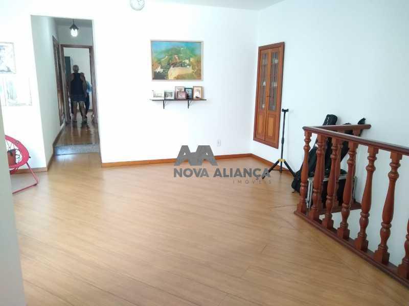 Segunda sala 1 - Casa 5 quartos à venda Méier, Rio de Janeiro - R$ 800.000 - NTCA50050 - 8