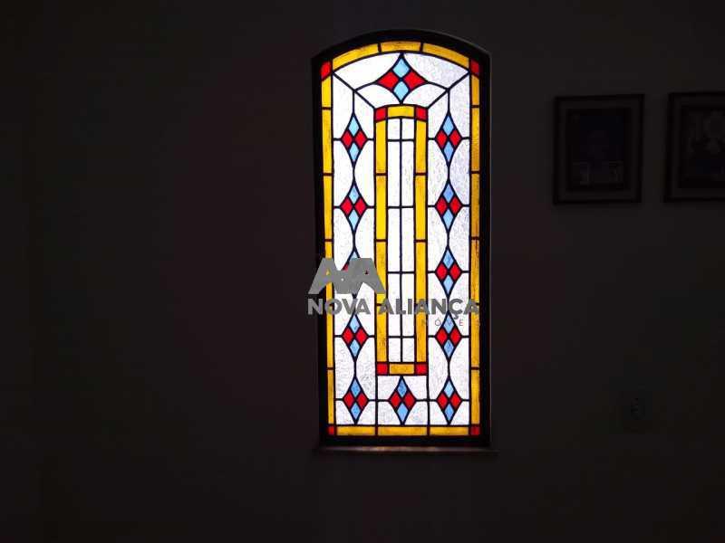 Segunda sala vitral - Casa 5 quartos à venda Méier, Rio de Janeiro - R$ 800.000 - NTCA50050 - 18