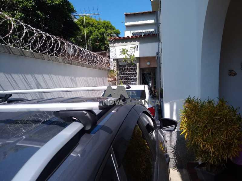 Vagas - Casa 5 quartos à venda Méier, Rio de Janeiro - R$ 800.000 - NTCA50050 - 29
