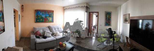 650150403363098 - Apartamento à venda Rua São Francisco Xavier,Maracanã, Rio de Janeiro - R$ 320.000 - NTAP10421 - 1