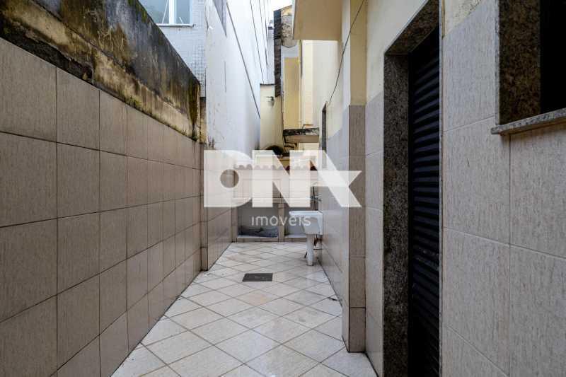 IMG_1032 - Casa de Vila à venda Rua Barão da Torre,Ipanema, Rio de Janeiro - R$ 2.900.000 - NSCV30008 - 10