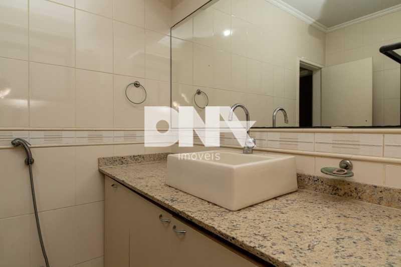 IMG_1053 - Casa de Vila à venda Rua Barão da Torre,Ipanema, Rio de Janeiro - R$ 2.900.000 - NSCV30008 - 26