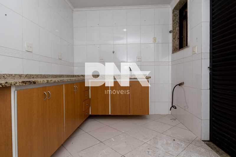 IMG_1055 - Casa de Vila à venda Rua Barão da Torre,Ipanema, Rio de Janeiro - R$ 2.900.000 - NSCV30008 - 27