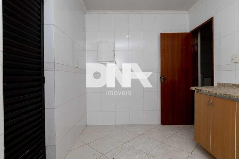 IMG_1056 - Casa de Vila à venda Rua Barão da Torre,Ipanema, Rio de Janeiro - R$ 2.900.000 - NSCV30008 - 28