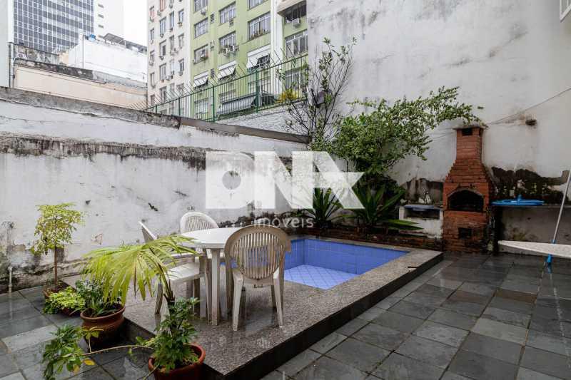 IMG_1057 - Casa de Vila à venda Rua Barão da Torre,Ipanema, Rio de Janeiro - R$ 2.900.000 - NSCV30008 - 3