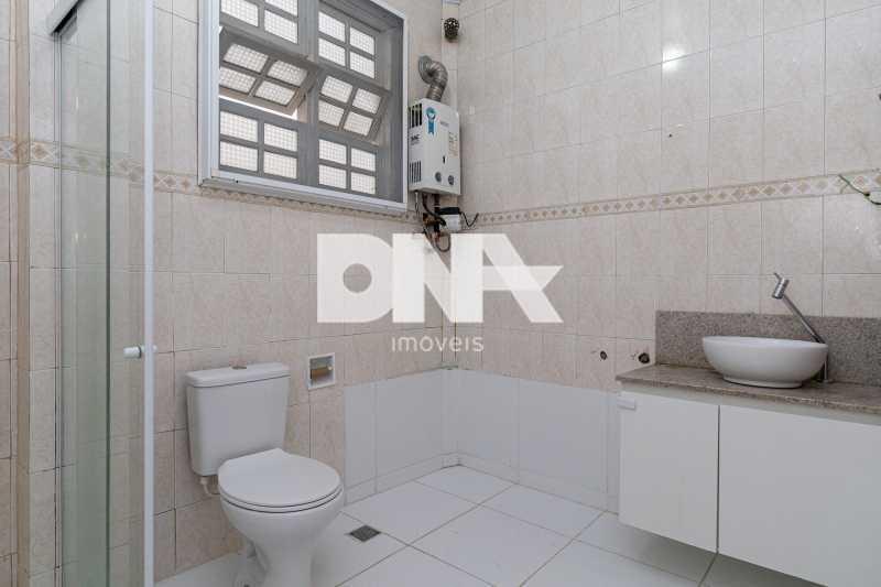 IMG_1013 - Casa de Vila à venda Rua Barão da Torre,Ipanema, Rio de Janeiro - R$ 2.800.000 - NSCV30009 - 16