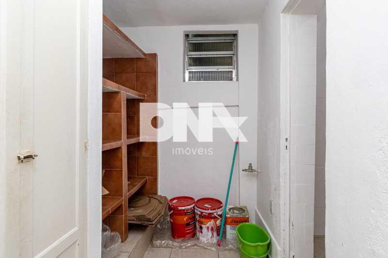 IMG_1021 - Casa de Vila à venda Rua Barão da Torre,Ipanema, Rio de Janeiro - R$ 2.800.000 - NSCV30009 - 23