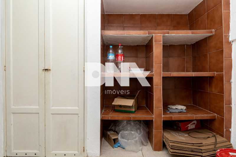 IMG_1022 - Casa de Vila à venda Rua Barão da Torre,Ipanema, Rio de Janeiro - R$ 2.800.000 - NSCV30009 - 24