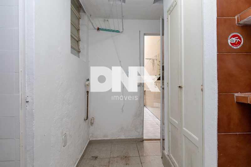 IMG_1023 - Casa de Vila à venda Rua Barão da Torre,Ipanema, Rio de Janeiro - R$ 2.800.000 - NSCV30009 - 25