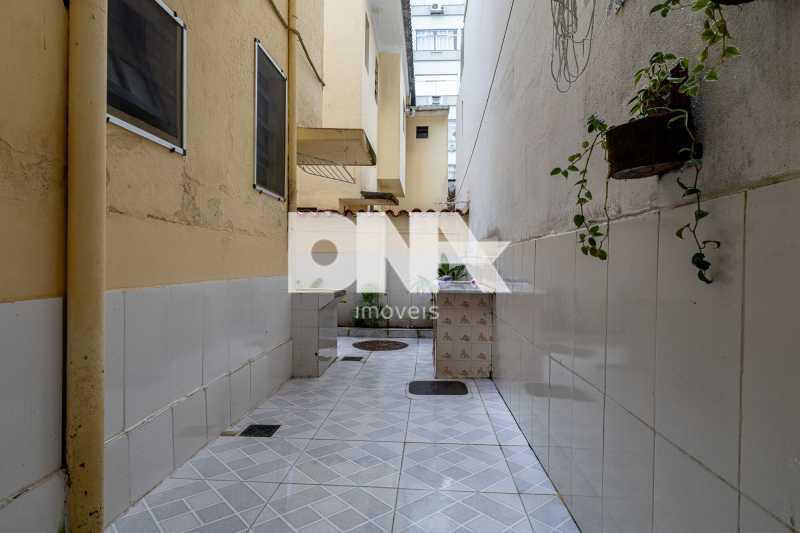 IMG_1024 - Casa de Vila à venda Rua Barão da Torre,Ipanema, Rio de Janeiro - R$ 2.800.000 - NSCV30009 - 26