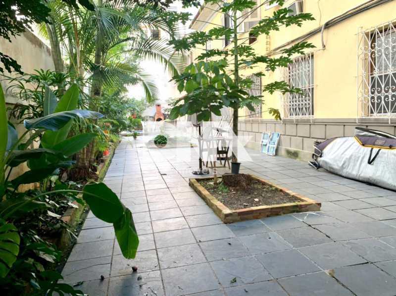 8afced00-423c-4b88-9129-5801ff - Casa de Vila à venda Rua Barão da Torre,Ipanema, Rio de Janeiro - R$ 2.800.000 - NSCV30009 - 1