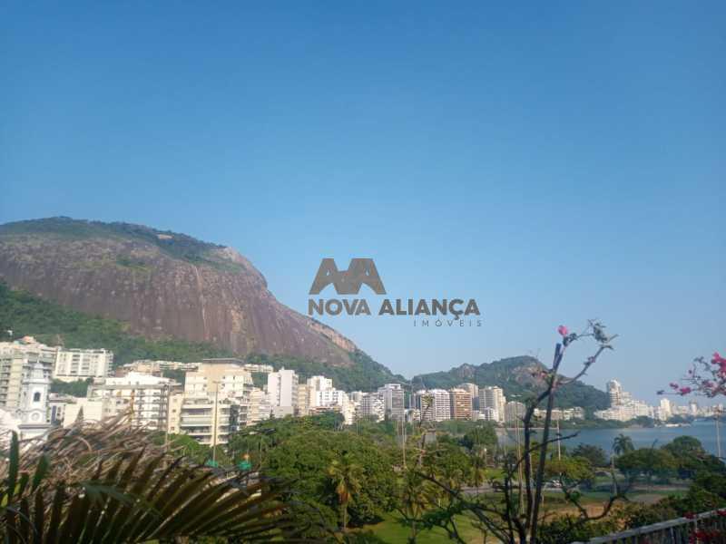 33 - Cobertura 4 quartos à venda Lagoa, Rio de Janeiro - R$ 4.000.000 - NBCO40113 - 1