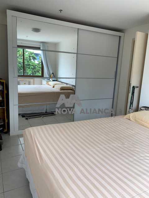 6 - Flat à venda Avenida Lúcio Costa,Barra da Tijuca, Rio de Janeiro - R$ 980.000 - NBFL10011 - 7
