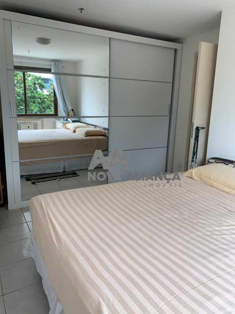 8 - Flat à venda Avenida Lúcio Costa,Barra da Tijuca, Rio de Janeiro - R$ 980.000 - NBFL10011 - 9