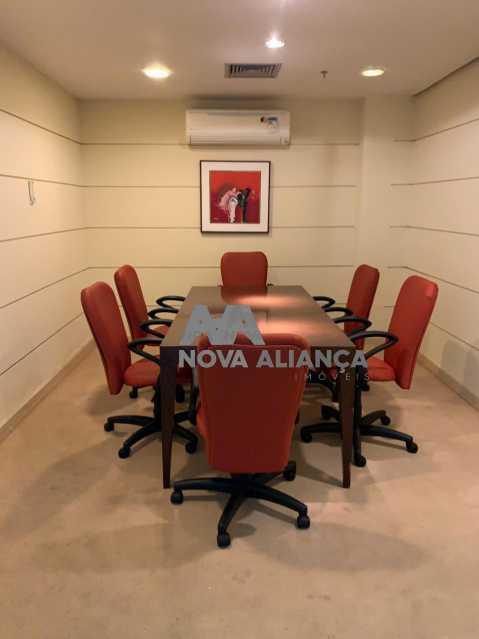 12 - Flat à venda Avenida Lúcio Costa,Barra da Tijuca, Rio de Janeiro - R$ 980.000 - NBFL10011 - 13