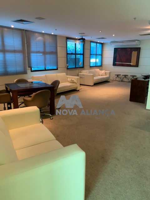 14 - Flat à venda Avenida Lúcio Costa,Barra da Tijuca, Rio de Janeiro - R$ 980.000 - NBFL10011 - 15