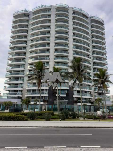 16 - Flat à venda Avenida Lúcio Costa,Barra da Tijuca, Rio de Janeiro - R$ 980.000 - NBFL10011 - 17