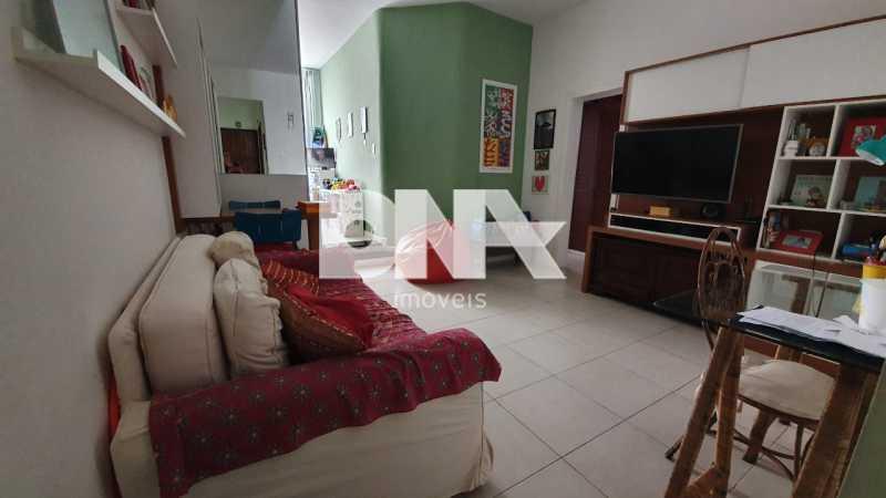 1 - Apartamento 1 quarto à venda Leme, Rio de Janeiro - R$ 690.000 - NBAP11279 - 1