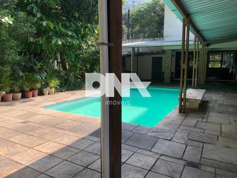 88d95e8d-a314-4031-ae4c-81d870 - Casa 7 quartos à venda Gávea, Rio de Janeiro - R$ 4.000.000 - NBCA70011 - 3