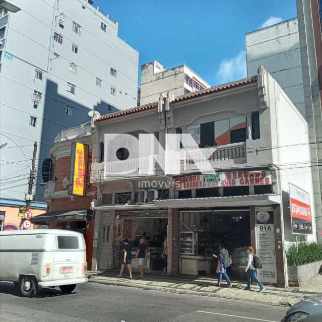 783264f0-cda6-4870-813f-9dd1e0 - Prédio 475m² à venda Copacabana, Rio de Janeiro - R$ 3.700.000 - NSPR00005 - 1
