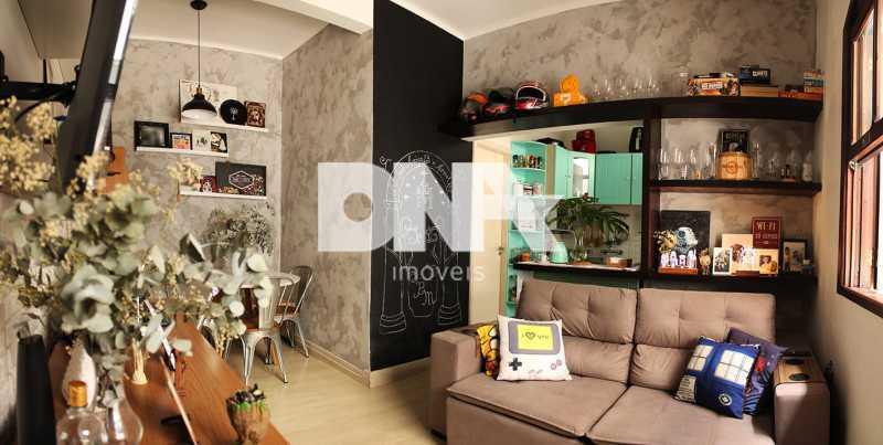 452cfb36-7fb4-4ce0-b25b-7dd131 - Apartamento 1 quarto à venda Laranjeiras, Rio de Janeiro - R$ 490.000 - NBAP11290 - 1