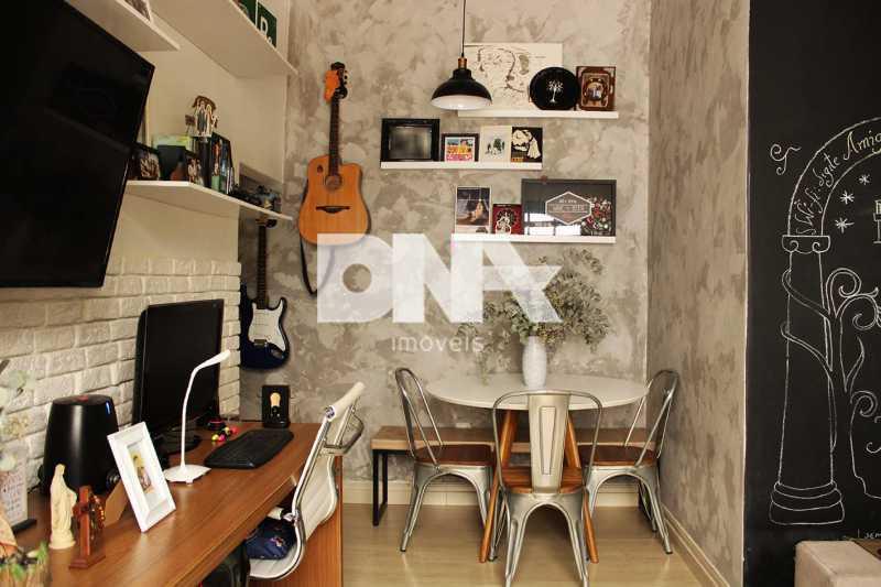 53f88431-6d74-418a-b49c-a92cde - Apartamento 1 quarto à venda Laranjeiras, Rio de Janeiro - R$ 490.000 - NBAP11290 - 3