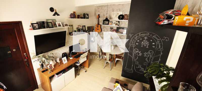 28331f90-dac8-4389-bae4-45f452 - Apartamento 1 quarto à venda Laranjeiras, Rio de Janeiro - R$ 490.000 - NBAP11290 - 5
