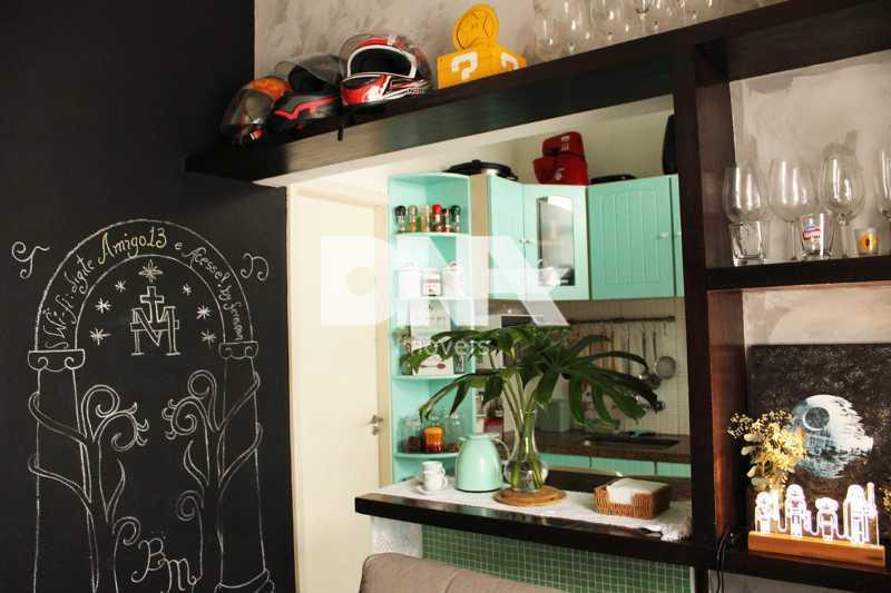 a6e07631-a175-4272-9086-39d863 - Apartamento 1 quarto à venda Laranjeiras, Rio de Janeiro - R$ 490.000 - NBAP11290 - 8