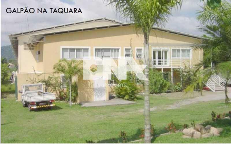 Taquara - Galpão 6000m² à venda Taquara, Rio de Janeiro - R$ 8.900.000 - NSGA00005 - 1