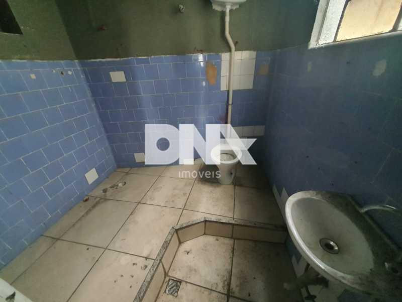 Banheiro 2 - Casa 3 quartos à venda Praça da Bandeira, Rio de Janeiro - R$ 400.000 - NTCA30101 - 13