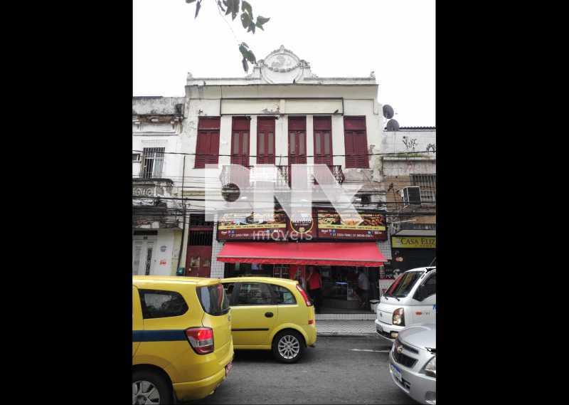 frente02 - Casa 3 quartos à venda Praça da Bandeira, Rio de Janeiro - R$ 400.000 - NTCA30101 - 3