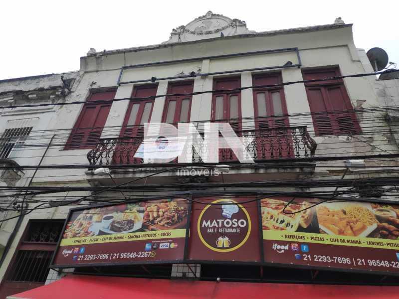 frente01 - Casa 3 quartos à venda Praça da Bandeira, Rio de Janeiro - R$ 400.000 - NTCA30101 - 1