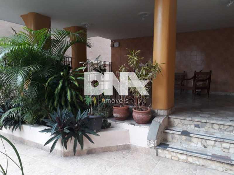 Entrada - Kitnet/Conjugado 27m² à venda Tijuca, Rio de Janeiro - R$ 200.000 - NTKI00031 - 1