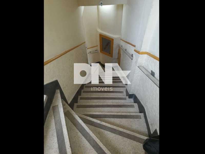 Lance de escadas - Kitnet/Conjugado 27m² à venda Tijuca, Rio de Janeiro - R$ 200.000 - NTKI00031 - 7