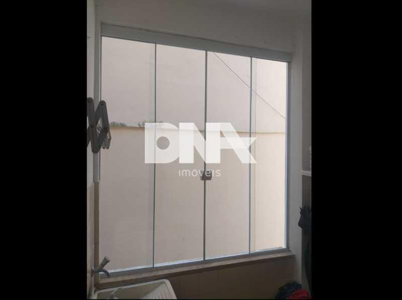 Janela da área - Kitnet/Conjugado 27m² à venda Tijuca, Rio de Janeiro - R$ 200.000 - NTKI00031 - 21