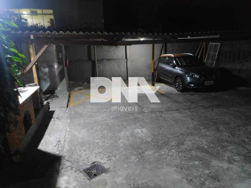 Garagem e área comum - Kitnet/Conjugado 27m² à venda Tijuca, Rio de Janeiro - R$ 200.000 - NTKI00031 - 23