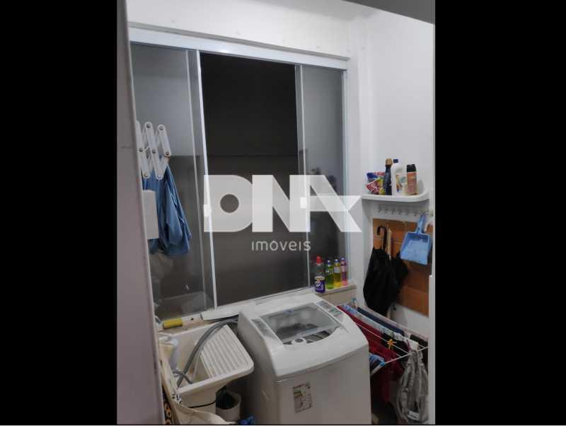 Área de serviço - Kitnet/Conjugado 27m² à venda Tijuca, Rio de Janeiro - R$ 200.000 - NTKI00031 - 20