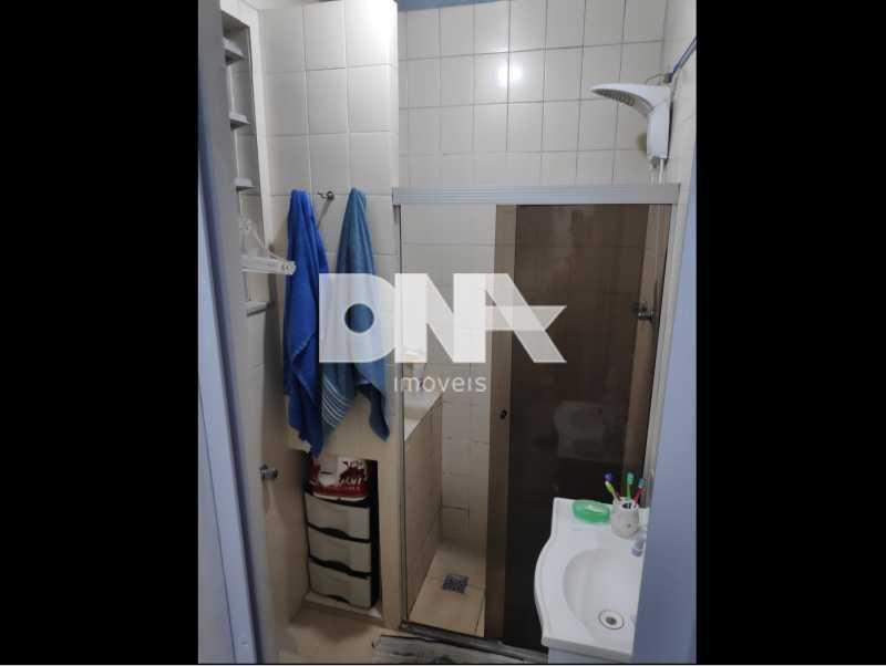 Banheiro 02 - Kitnet/Conjugado 27m² à venda Tijuca, Rio de Janeiro - R$ 200.000 - NTKI00031 - 18