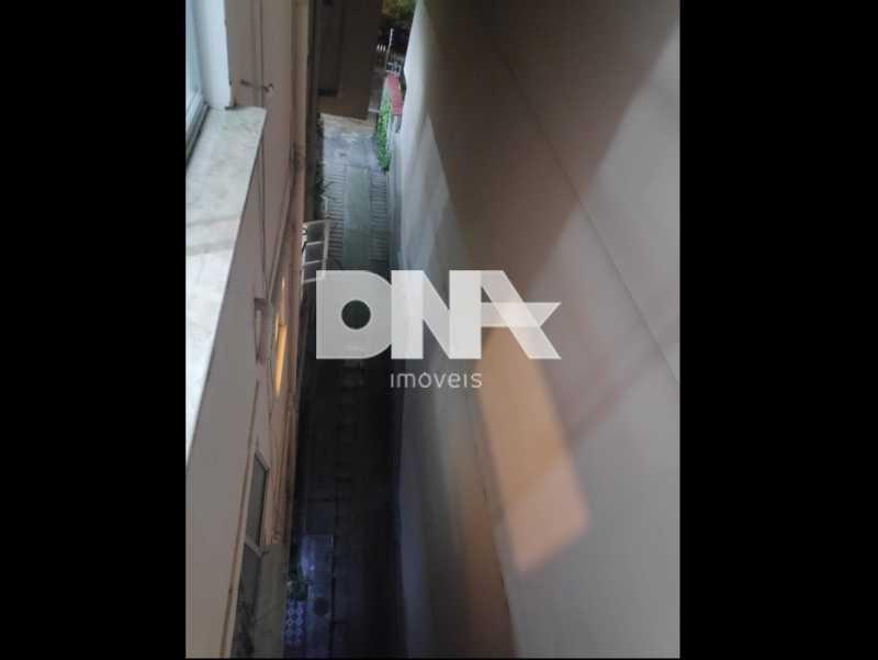 Vista para entrada da garagem - Kitnet/Conjugado 27m² à venda Tijuca, Rio de Janeiro - R$ 200.000 - NTKI00031 - 22