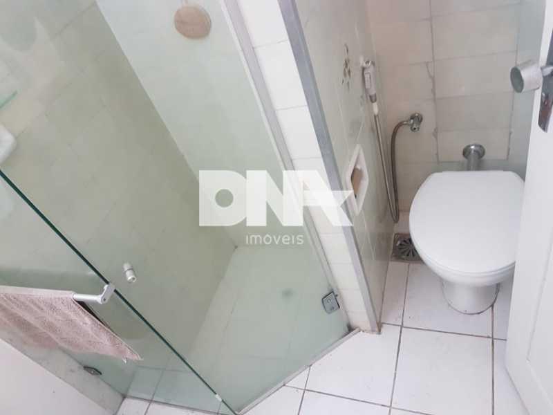 banheiro social - Apartamento 3 quartos à venda Tijuca, Rio de Janeiro - R$ 430.000 - NTAP31924 - 10