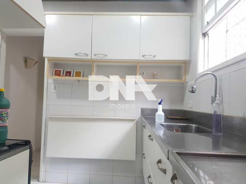 cozinha  - Apartamento 3 quartos à venda Tijuca, Rio de Janeiro - R$ 430.000 - NTAP31924 - 12