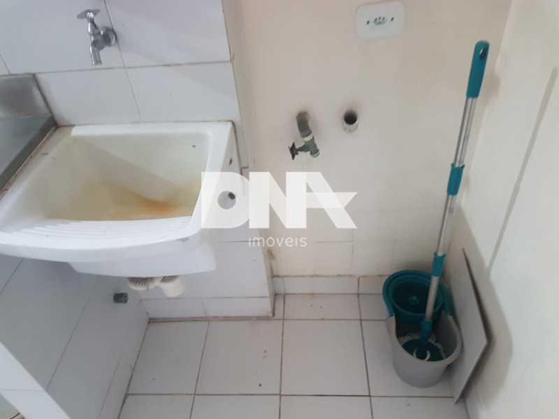 área de serviço  - Apartamento 3 quartos à venda Tijuca, Rio de Janeiro - R$ 430.000 - NTAP31924 - 16